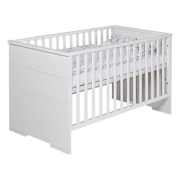 Schardt - Lit bébé évolutif Maxx Blanc 70 x 140 cm