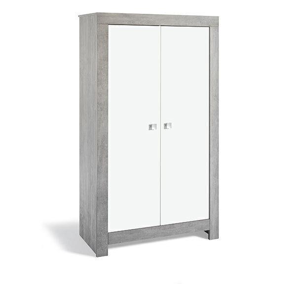 Schardt - Armoire 2 portes Nordic Driftwood