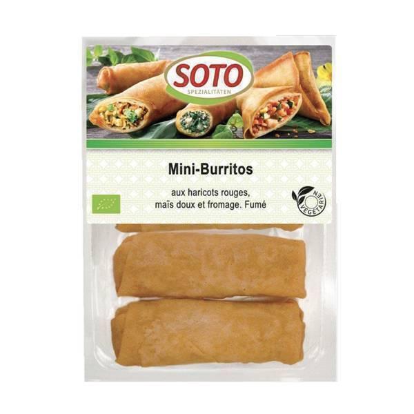 Soto - Mini burritos 200g