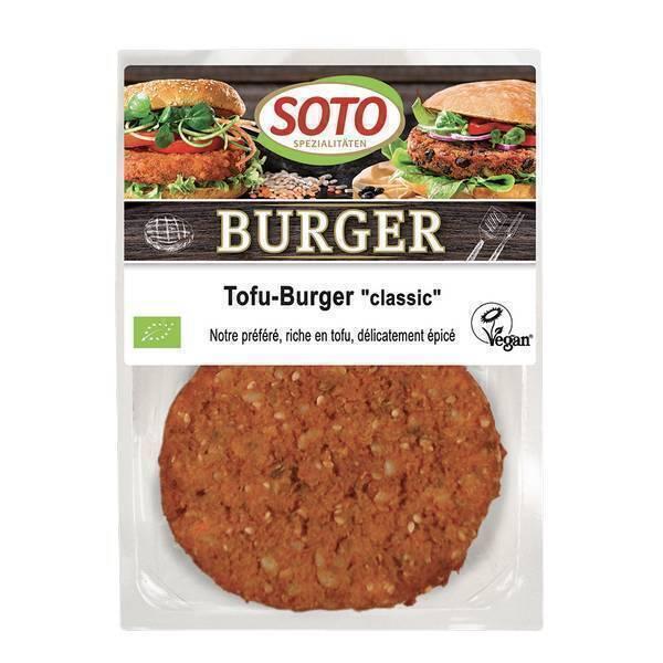 Soto - Tofu-burger classic 200g