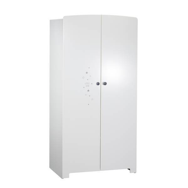 Tex Baby - Armoire Little Star 2 portes