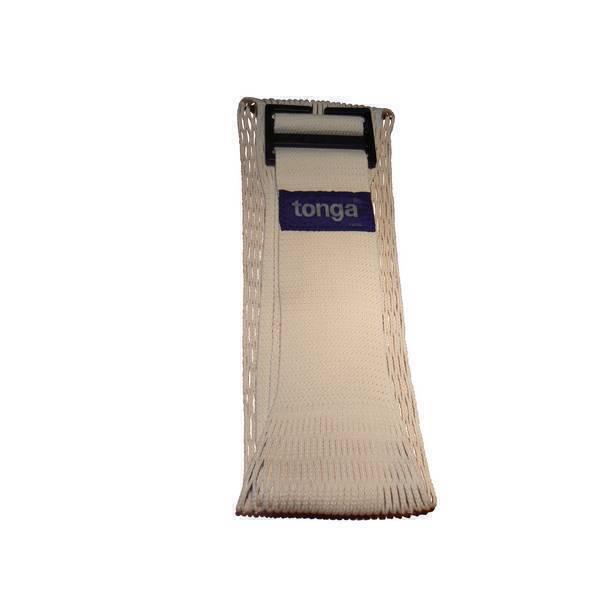 Tonga - Aide au portage aéré Tonga fit réglable Ecru Coton Bio