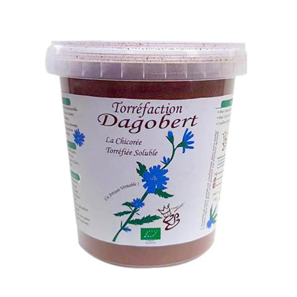 Les cafés Dagobert - Chicorée torréfiée soluble bio 200g