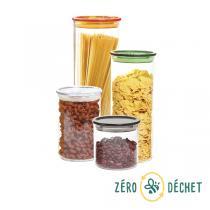 Packs Zéro Déchet - Pack découverte Zéro Déchet 4 bocaux en verre