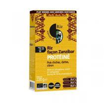 Autour du Riz - Riz protéiné façon Zanzibar 220g