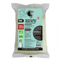 Autour du Riz - Vermicelles blancs de riz thaï 200g