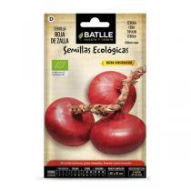 Batlle - Graines d'oignon rouge de Zalla bio