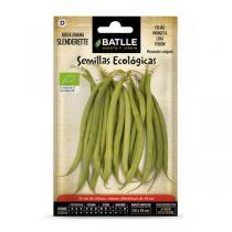 Batlle - Graines de haricots verts nains Slenderette bio