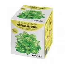 Batlle - Kit de culture Happy Garden basilic géant 250g