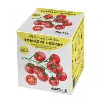Batlle - Kit de culture Happy Garden tomates cerises 250g