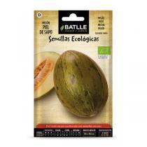 Batlle - Graines de melon espagnol  Piel de sapo  bio