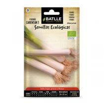 Batlle - Graines de poireau de Carentan 3 bio