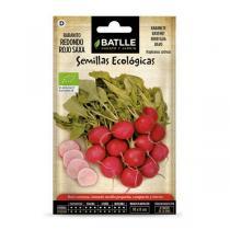 Batlle - Graines de radis rond rouge Saxa bio
