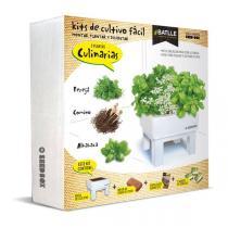 Batlle - Kit de culture Seed Box spécial Herbes aromatiques 1,25kg