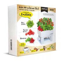 Batlle - Kit de culture Seed Box spécial Salade 1,25kg