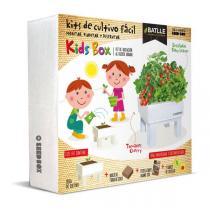 Batlle - Kit de culture éducatif pour enfant Seed Box Kids 725g