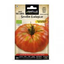Batlle - Graines de tomate géante rosée bio