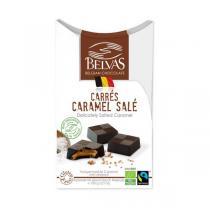 Belvas - Carré caramel salé 100g
