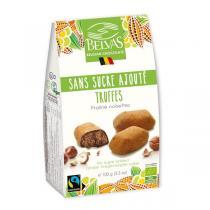 Belvas - Truffe noisette sans sucre ajouté 100g