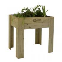Hortalia - Table de culture en bois Garden Brico M80
