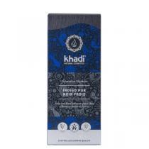 Khadi - Teinture aux plantes Indigo pur Bleu 100g