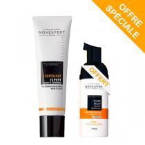 Laboratoire Novexpert - L'Exfoliant masque 50ml + Mousse Flash éclat 40ml offerte