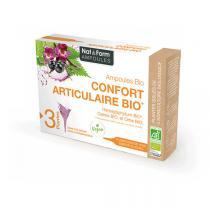 Nat & Form - Confort Articulaire Bio x 20 ampoules de 10mL