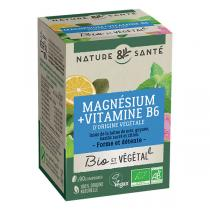 Nature & Santé - Magnésium + B6 x 90 comprimés