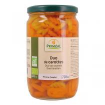 Priméal - Duo de carottes 720lm