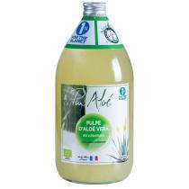 Pur Aloé - Pulpe d'Aloe Vera Bio x 980mL