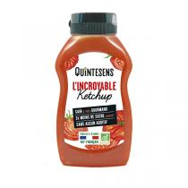 Quintesens - Lot de 2 x L'Incroyable Ketchup - 2 x 280g