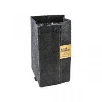 Root Pouch - Pot en tissu géotextile propagation pour semis 1L Noir