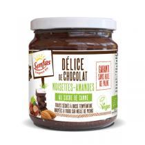 Senfas - Délice chocolat noisette amande 300g