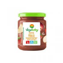 Vegebaby - Pot Pomme-Fraise bio bébé 120g