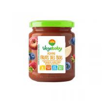 Vegebaby - Pot Pommes-Fruits des Bois bio bébé 120g