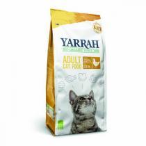 Yarrah - Croquettes pour chat Poulet 2,4kg