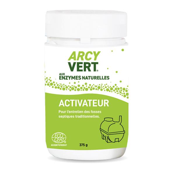 ArcyVert - Activateur fosse septique 375g