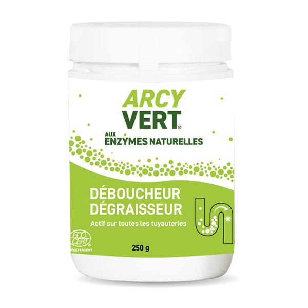 ArcyVert - Déboucheur dégraisseur en poudre 250g