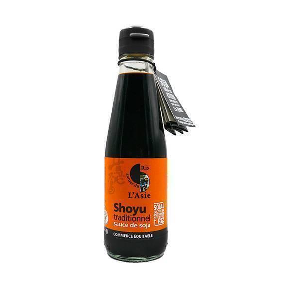 Autour du Riz - Shoyu sauce soja 200ml