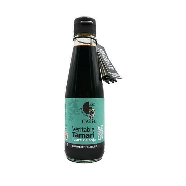 Autour du Riz - Tamari sauce soja 200ml