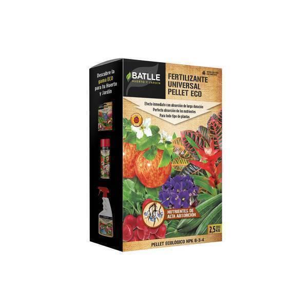 Batlle - Engrais naturel universel granulés 2,5kg
