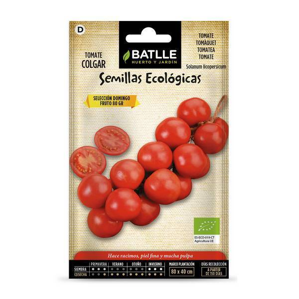 Batlle - Graines de tomate à suspendre bio