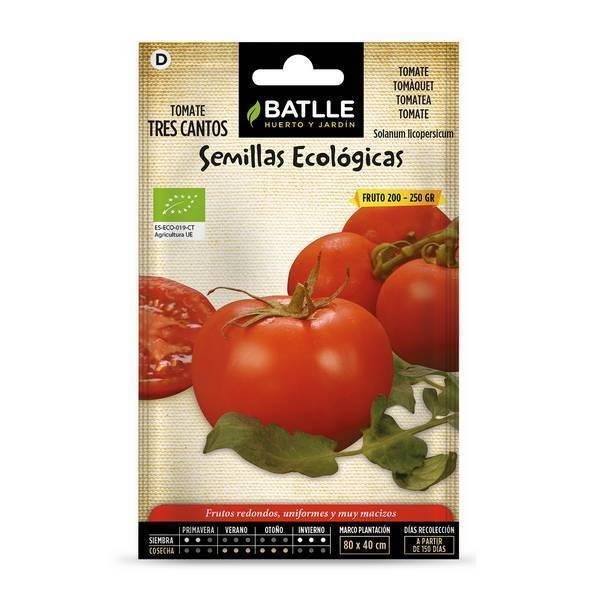 Batlle - Graines de tomate Tres Cantos bio
