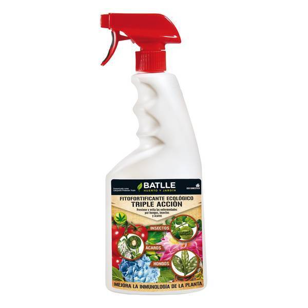 Batlle - Insecticide triple action naturel 400ml