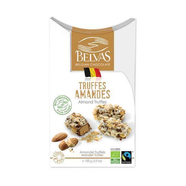 Belvas - Truffe amandes 100g