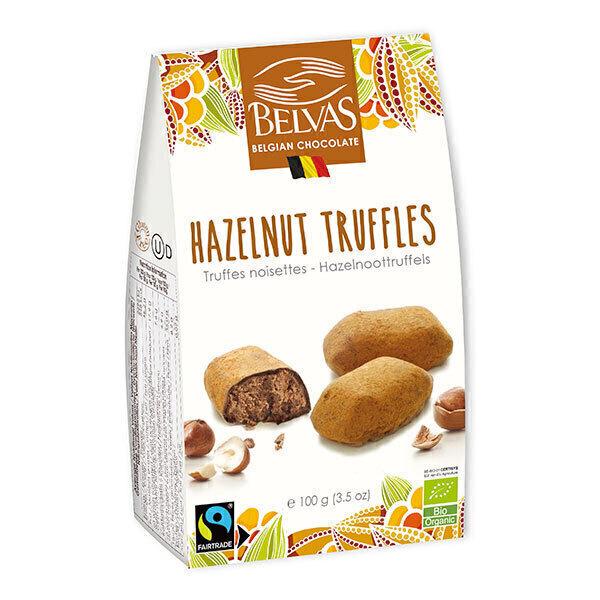 Belvas - Truffe noisettes 100g