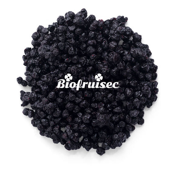 Biofruisec - Myrtille sauvage d'Europe séchée, sans sucre ajouté 1kg