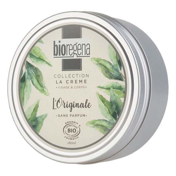 Bioregena - Crème corps bio l'Originale - Pot de 180mL