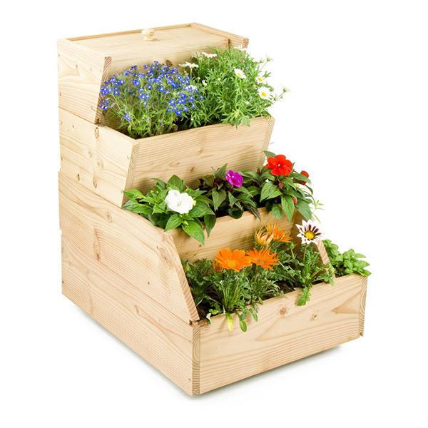 Easy Jardin - Potager composteur Easy Jardin 500