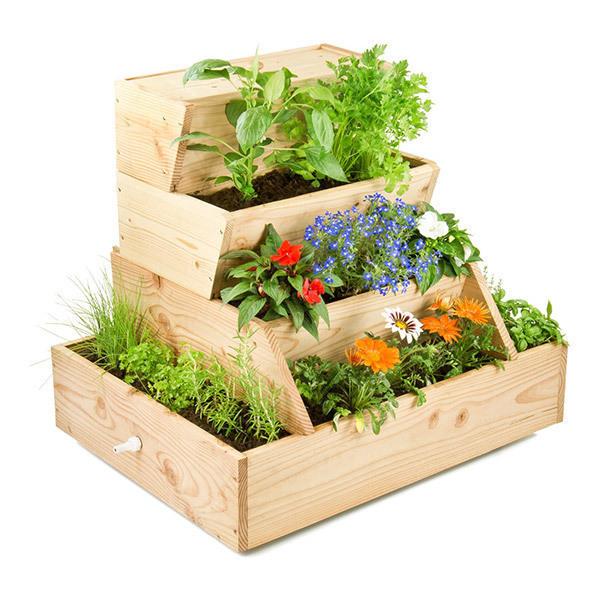 Easy Jardin - Potager composteur Easy Jardin 800